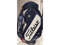 Limited Edition 2020 Titleist USA Open Tour Bag