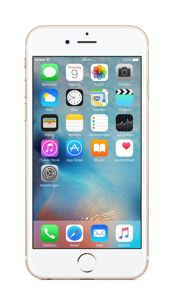 Apple iPhone 6s - 128GB - Gold (Unlocked) A1688 (CDMA + GSM) (CA)