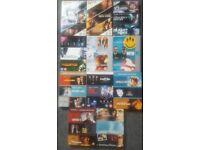 20x dvd boxsets