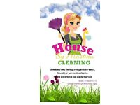 Cleaner/ Housekeeper available in SE London