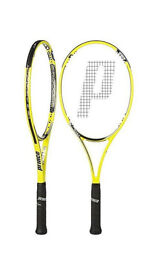NEW SEALED PRINCE EX03 REBEL TENNIS RACKET RACQUET FRAME RRP £149 (also have Wilson, Babolat, Head)