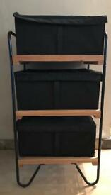 Ikea BODÖ 3 tier storage.