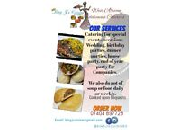 King J's Cuisine; Nigerian/West African Caterers for Weddings, Birthday party, Personal chef, etc.