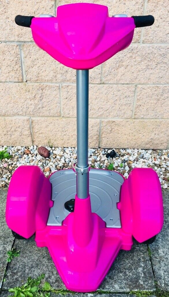 Pink Dareway Revolution Electric Ride On Segway In Colinton