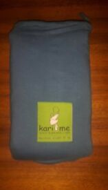 Turquoise Kari me sling for baby max weight 15kg BRAND NEW