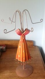 Colourful Jewellery Stand : Excellent Condition