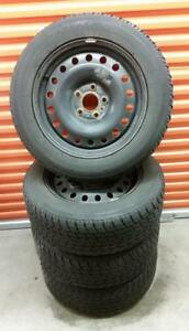 (ZH8) Pneus Hiver - Winter Tires 245-60-18 Toyo