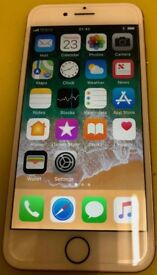 iPhone 8 64GB White and Gold – With Warranty – Unlocked to all networks