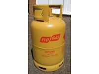 Butane Gas 13kg Empty Cylinder for Standard 21mm Clip On Regulator