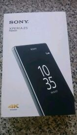 Sony Xperia Z5 Premium E6853 - BLACK 32GB internal & 128 GB SD CARD (UNLOCKED)