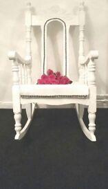 Beautiful rocking chair £50