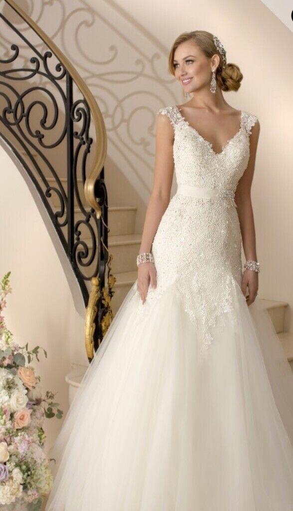 Never Worn Stella York Wedding Dress In Dundonald Belfast Gumtree
