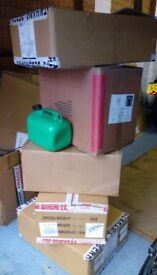 Used cardboard boxes ideal for moving home or posting items buy 1 or 100