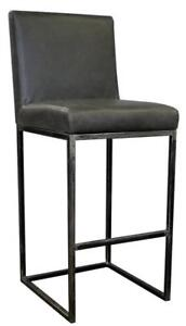 Restaurant Contract Quality Black Bar Stools - 20 in Stock - Commercial Grade Quality