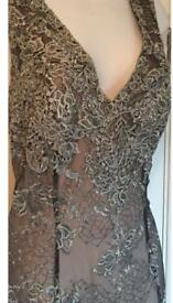 """Phase Eight """"Evita"""" Collection Evening Dress 14"""