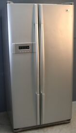 American style fridge freezer LG+ 6 Months Warranty!!