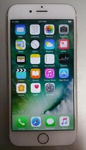 Apple iPhone 6 16GB GSM LTE Gold Bell Virgin 30 days Warranty includes  all accessories