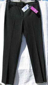 New - M&S Cigarette Pant Size 8 Medium length