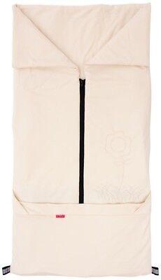ByBoom® Sommer-Fußsack u. Decke 2in1; Für Babyschale,Autositz,Kinderwagen,Buggy