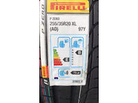 BRAND NEW Pirelli P Zero 255 35 20 XL 97 Y AO 2553520 255/35/20