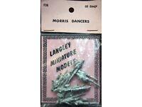 Langley Miniature Models OO Gauge - F36 Morris Dancers