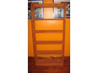 Wooden Shelving Unit - IKEA