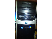 Machines Core 2 Duo, 2.20GHz, 2GB Ram,160GB HDD with WINDOWS 7 OFFICE DVD,WI-FI