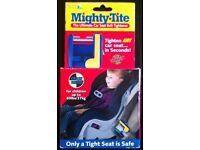 'Mighty Tite' Seat Belt Tightener (new)