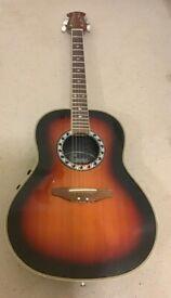 ENCORE Electro Acoustic Guitar