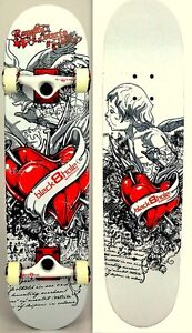 Skateboard Black8Hole Oiljump Od. High Voltage ABEC 5