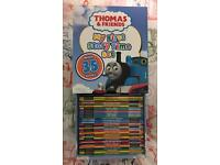 Thomas & friends book, my first story time.