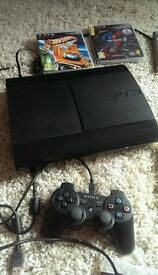 Ps3 with loads of extras