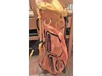 Sun Mountain H2O waterproof carry bag