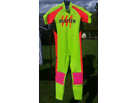 Marlin Adult Wetsuit with detachable sleeves