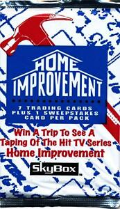 Home Improvement (TV) Trading Card Pack