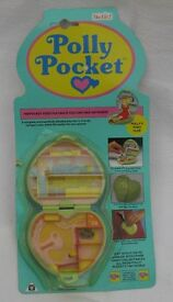 Bluebird Vintage Polly Pocket Polly's Pony Club