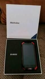 Blackview BV6000 4G lte (red)