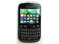 Blackberry Curve 9320, Unlocked, well used