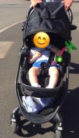 Baby jogger versa