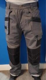 Cordura knee pad workwear trouser