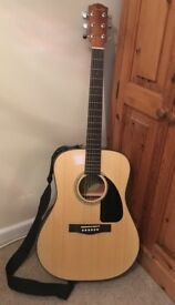 Fender CD 60 Guitar