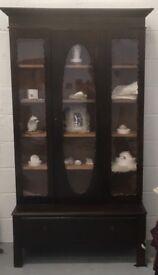 Handmade display dresser.