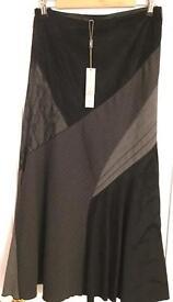 Black Per Una Skirt