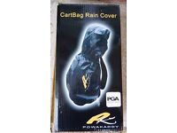 Powakaddy Cartbag Raincover.