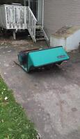 Steel ezgo golf cart body