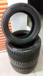 (H146) Pneus Hiver - Winter Tires 265-50-20 Toyo 10/32