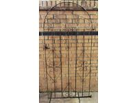 WROUGHT IRON ( STEEL) GATE