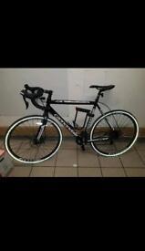 Cannondale racing bike