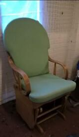 Wooden Rocking / Nursing Chair