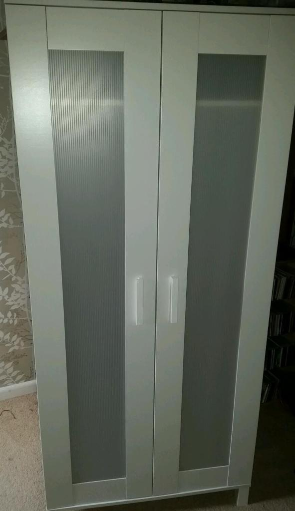 Ikea Aneboda wardrobein Clevedon, SomersetGumtree - White Ikea Aneboda wardrobe in good condition. Can deliver to Clevedon and local area